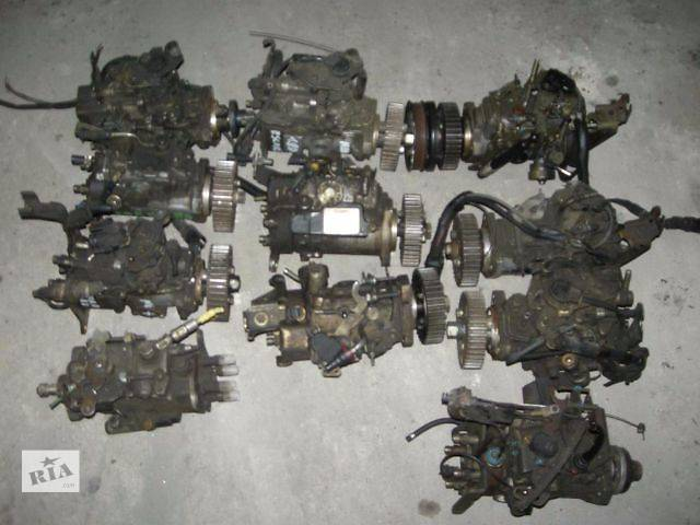 бу Б/у топливный насос высокого давления/трубки/шест для легкового авто Volkswagen Passat B3 в Луцке