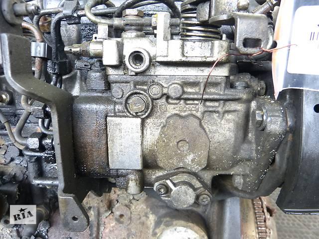 Б/у топливный насос высокого давления/трубки/шест для легкового авто Volkswagen T4 (Transporter) 2,4- объявление о продаже  в Яворове (Львовской обл.)