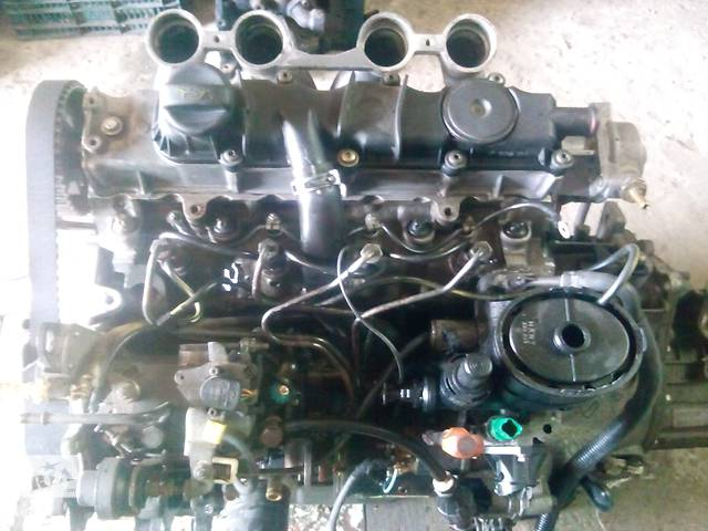 купить бу Б/у топливний насос високого тиску/трубки/шестерн для легкового авто Citroen Berlingo в Львове