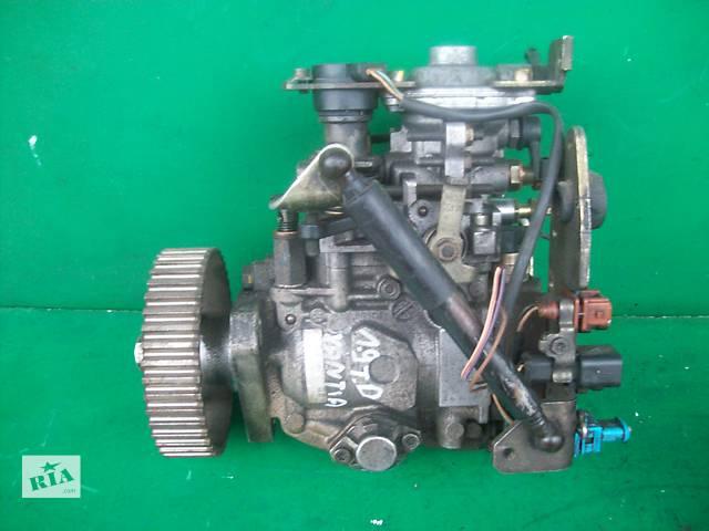 продам Б/у топливний насос високого тиску/трубки/шестерн для легкового авто Fiat Scudo 1.9 TD (96-06) бу в Луцке