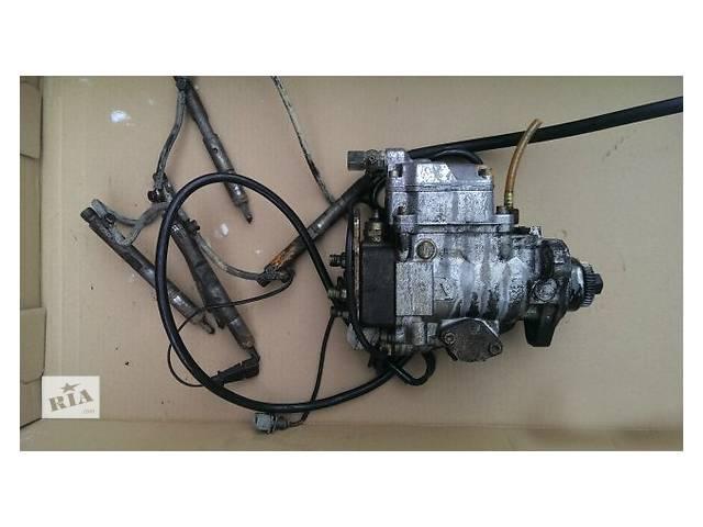 Б/у топливний насос високого тиску/трубки/шестерн для легкового авто Mercedes Sprinter 210 2.9 d- объявление о продаже  в Ужгороде
