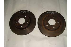б/у Тормозные диски Mitsubishi Lancer X