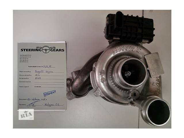 бу Б/у турбіна турбіна turbo для легкового авто BMW Z4 в Львове