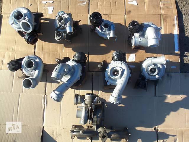 бу Б/у турбина для легкового авто Citroen C4 1.6 HDI в Ковеле