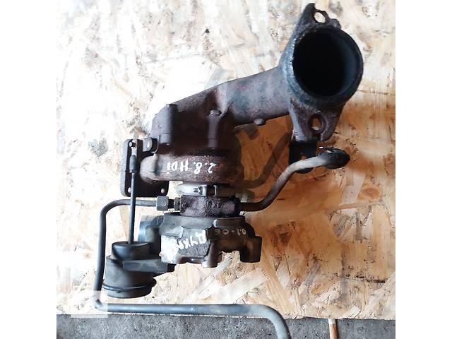 продам Б/у турбина для легкового авто Fiat Ducato 2.8 HDI бу в Ковеле