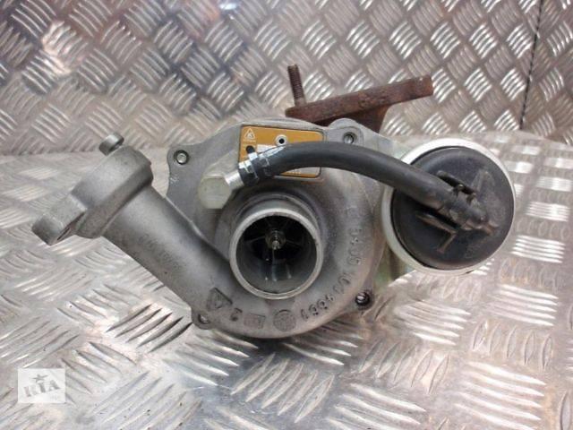 купить бу Б/у турбина для легкового авто Nissan X-Trail в Львове