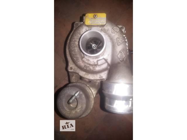 продам Б/у турбина для легкового авто Renault Megane 1.5dci бу в Ковеле