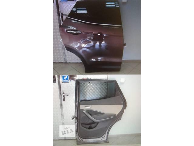 бу Б/у Уплотнітєль двери задняя для легкового авто Hyundai Santa FE 2013 в Ровно