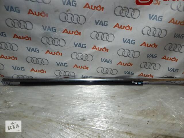 Б/У Уплотнитель двери передней правой с декоративной накладкой AUDI A4 8K0853284J- объявление о продаже  в Самборе