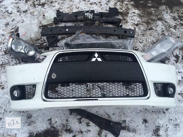 Б/у усилитель заднего/переднего бампера для легкового авто Mitsubishi Lancer X- объявление о продаже  в Киеве