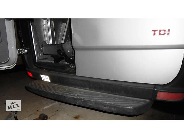 бу Б/у Усилитель заднего/переднего бампера Volkswagen Crafter Фольксваген Крафтер 2.5 TDI 2006-2010 в Луцке