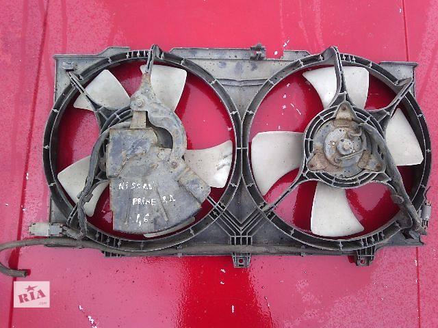 купить бу Б/у вентилятор осн радиатора для легкового авто Nissan Primera в Ковеле