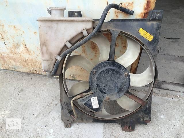 Б/у вентилятор осн радиатора для седана Geely MK- объявление о продаже  в Одессе