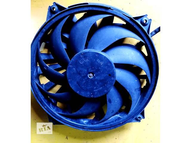 бу  Б/у вентилятор осн радиатора Фіат Фіат Скудо Fiat Scudo 2,0/1,6 с 2007- в Ровно