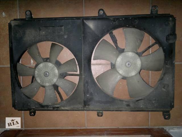 купить бу Б/у вентилятор осн радиатора Mitsubishi Grandis в Киеве