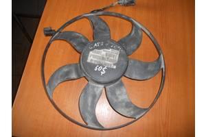 б/в Вентилятори осн радіатора Volkswagen Caddy