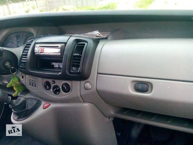 Б/у внутренние компоненты кузова для грузовика Renault Trafic- объявление о продаже  в Ковеле