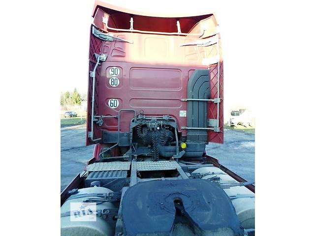купить бу Б/у воздушный фильтр Корпус для Рено Премиум 440 DXI Euro3 Renault Premium 2007г. в Рожище