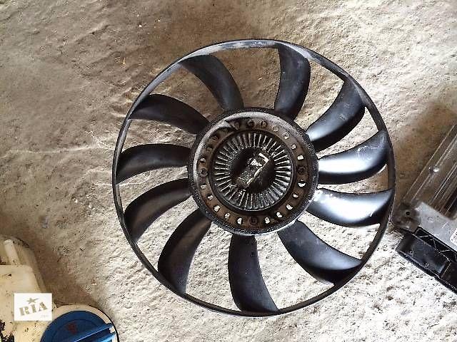 бу Б/у Вискомуфта/крыльчатка вентилятора 1.9tdi Skoda SuperB Седан 2007-2002г в Львове