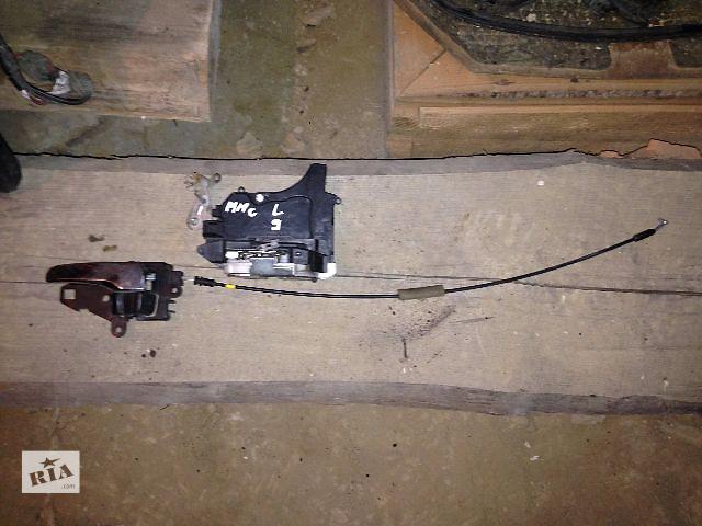 купить бу Б/у замок двери для легкового авто Mitsubishi Lancer 2005 в Сторожинце