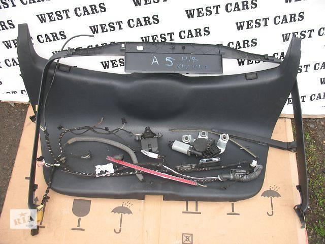 бу Б/у замок крышки багажника для легкового авто Skoda Octavia A5 в Луцке