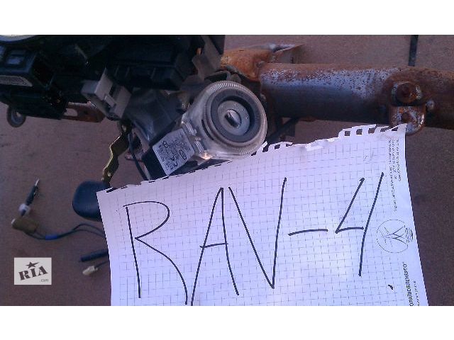 Б/у замок зажигания 45280-42100 ,контактная группа 84450-52010 для кроссовера Toyota Rav 4 2004- объявление о продаже  в Николаеве