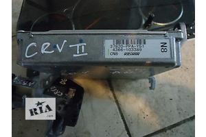 б/в Блоки керування двигуном Honda CR-V