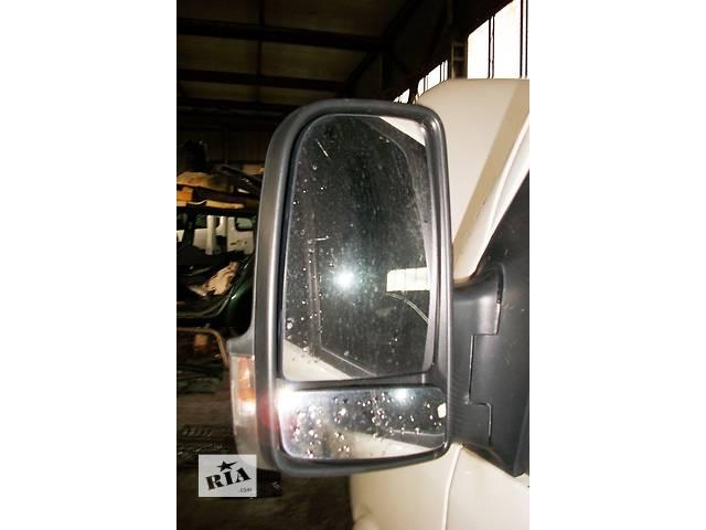 купить бу Б/у Зеркало с парктроником Volkswagen Crafter Фольксваген Крафтер 2.5 TDI 2006-2010 в Рожище