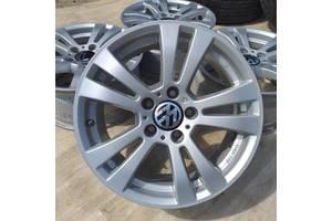 Диски VW R16 5x112 Golf Jetta Caddy Touran Skoda Superb Mercedes Vito