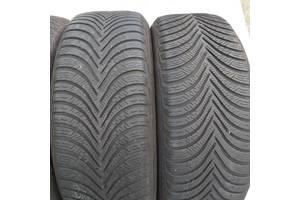 Б/в шини 205/55/16  Michelin Alpin5 2х6,5мм протектор зимова