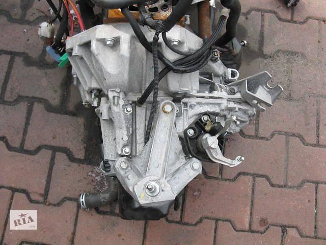 купить бу б/у АКПП и КПП КПП Легковой Renault Kangoo 2011 в Смеле