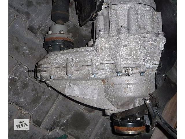 продам б/у АКПП и КПП Раздатка Легковой Mercedes ML 320 W164 Кроссовер 2009 бу в Черновцах