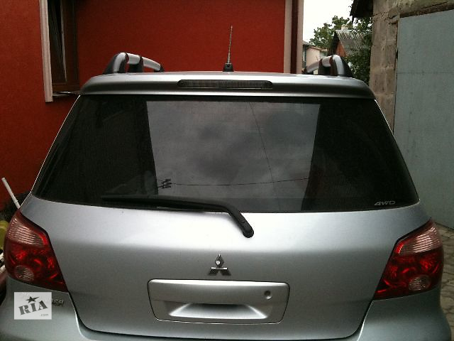 бу Б/у багажник для легкового авто Mitsubishi Outlander в Дубраве (Житомирской обл.)