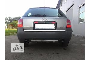 б/у Бамперы задние Audi A6 Allroad