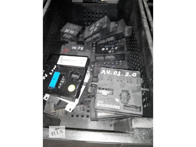 продам Б/у блок управления бортовой сети 8E0907279 Легковой Audi A4 бу в Львове