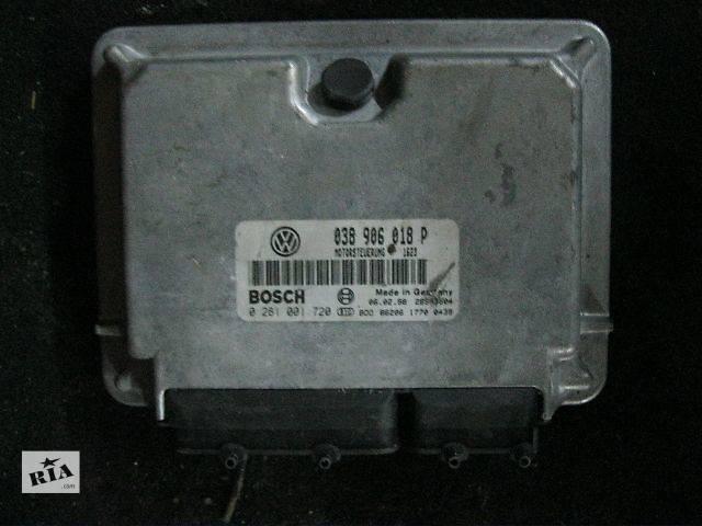 купить бу б/у Блок управления двигателем Легковой Volkswagen Passat B5 1998 в Киеве