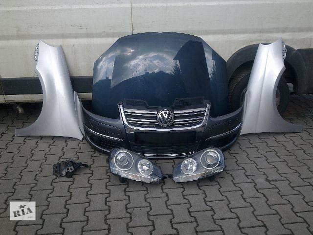 б/у Детали кузова Капот Легковой Volkswagen Golf V Универсал 2008- объявление о продаже  в Львове