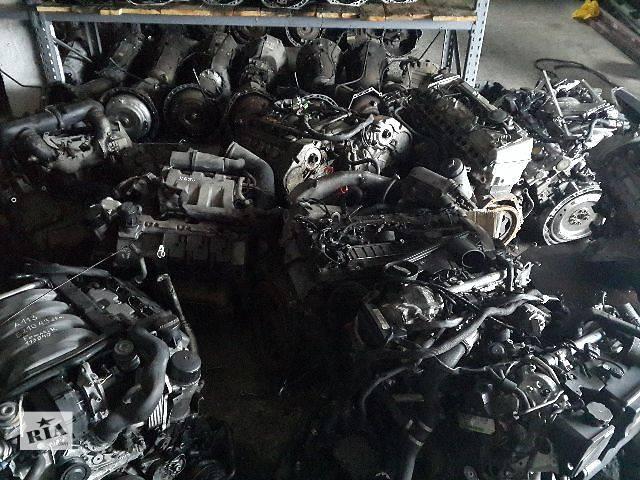 бу Б/у Детали двигателя Двигатель 6.0 Легковой Mercedes S-Class 1998 в Львове