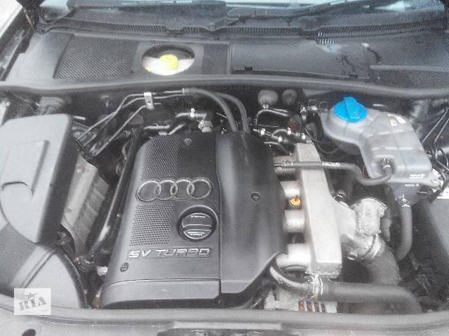 бу б/у Детали двигателя Двигатель Легковой Audi AWT  1.8T в Львове