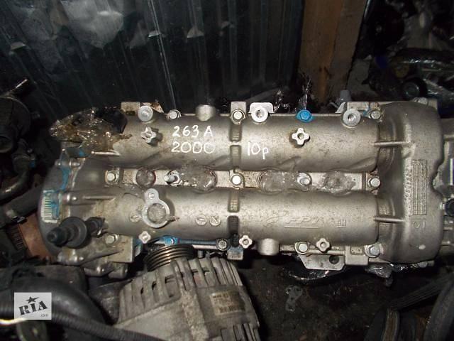 Б/у Детали двигателя Двигатель Легковой Fiat Doblo 2004-2010 263A2000- объявление о продаже  в Ровно