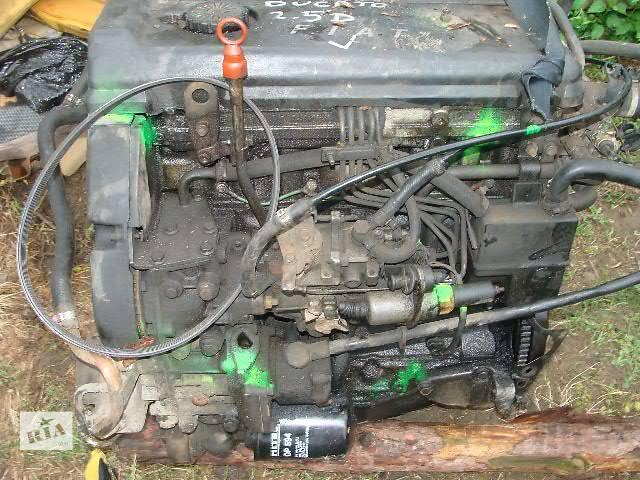 продам б/у Детали двигателя Двигатель Легковой Fiat Ducato 1997 бу в Львове