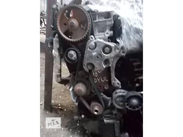 Б/у Детали двигателя Двигатель Легковой Fiat Scudo 2007-наст.время 10DYUL- объявление о продаже  в Ровно