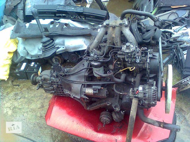 бу Б/у Детали двигателя Двигатель Легковой Ford Transit 1996 2.5 D в Бучаче