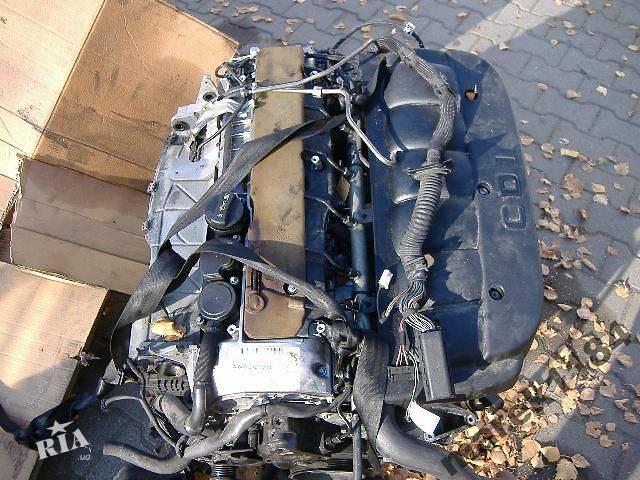 бу Б/у Детали двигателя Двигатель Легковой Mercedes E-Class 2007 в Львове