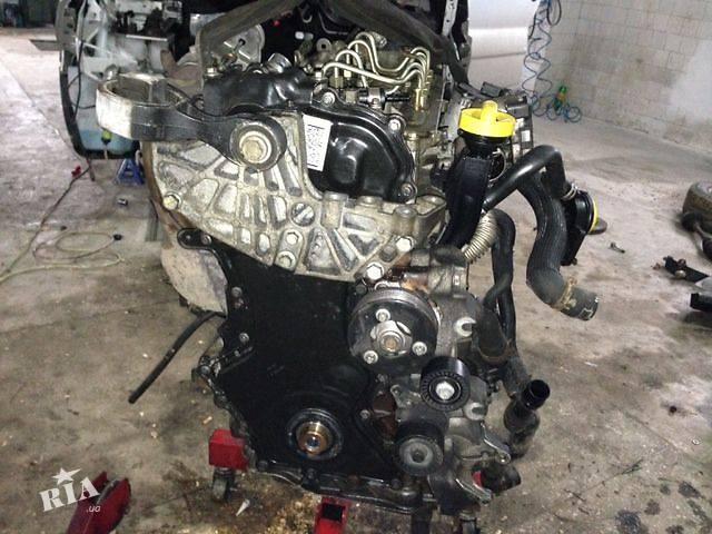 продам Б/у Детали двигателя Двигатель Легковой Opel Vivaro пасс. 2008 бу в Черкассах