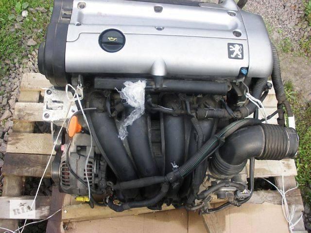 купить бу б/у Детали двигателя Двигатель Легковой Peugeot 807 в Львове