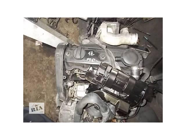 бу Б/у Детали двигателя Двигатель Легковой Volkswagen Caddy 1995-2003 1Z в Ровно