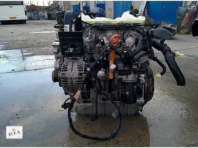 Б/у Детали двигателя Двигатель Легковой Volkswagen Jetta Седан 2008- объявление о продаже  в Черновцах