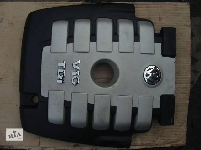 купить бу б/у Детали двигателя Крышка мотора Легковой Volkswagen Touareg в Виннице