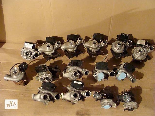 продам б/у Детали двигателя Турбина Легковой BMW 5 Series (все) бу в Львове